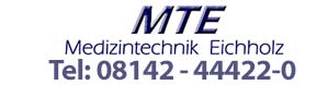 MTE Eichholz Medizinische Produkte Logo