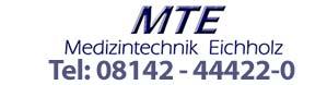 MTE Eichholz Medizinische Produkte Retina Logo
